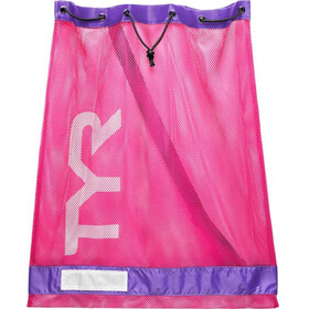 TYR Mesh Equipment Bag Rosa